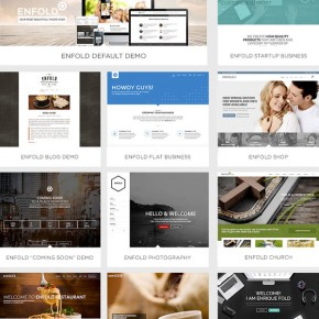 Enfold - WordPress Theme for Multi-Purpose