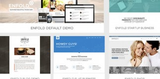 Enfold - Responsive WordPress Theme for Multi-Purpose