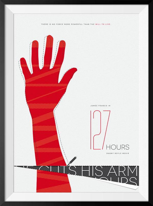 Spoiler Movie Posters by Dawid Frątczak