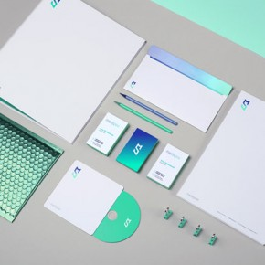 Medspire Brand Identity Design by Foxtrot Studio