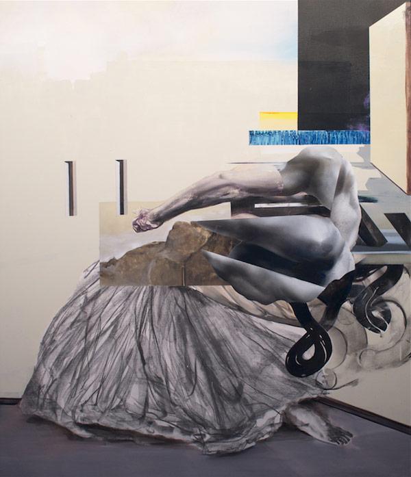 Modern art by Jaybo Monk.