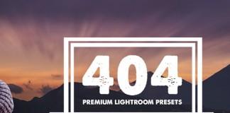 Ultimate Lightroom Preset Bundle from sleeklens.