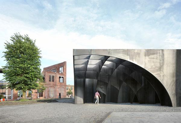Labyrinth by Belgian Studio Gijs Van Vaerenbergh