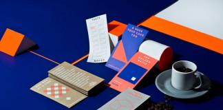 Papa Palheta Brand Experience Kit by Foreign Policy, Singapore based branding and design group.