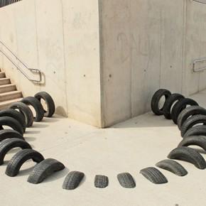 Pneumàtic Installations by OOSS, Iago Buceta and Mateu Targa