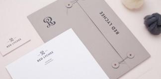 Red Lychee brand identity by Menta.