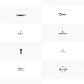 200 Logos in 2 Months by Mats-Peter Forss
