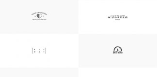 Some selected logo designs from Mats-Peter Forss big challenge: creating 200 logos within two months.