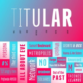 Titular Font Family from Latinotype