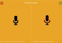Use simple geometric shapes - A basic visual guide for creating pixel icons in Illustrator.