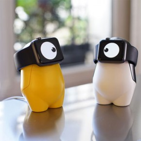 WATCHme – Little Monster Charging Stands for SmartWatches