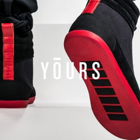 YOURS Footwear Fashion Brand Identity