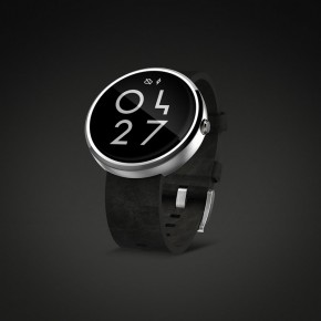 Shadow Clock App for AndroidWear – UI Design by Craig Ward