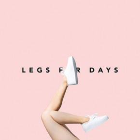 Legs for Days – Apparel Boutique Branding by Futura