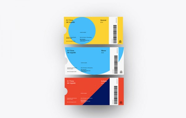Some printed collateral developed by empatía, a graphic gesign studio from Buenos Aires, Argentina.