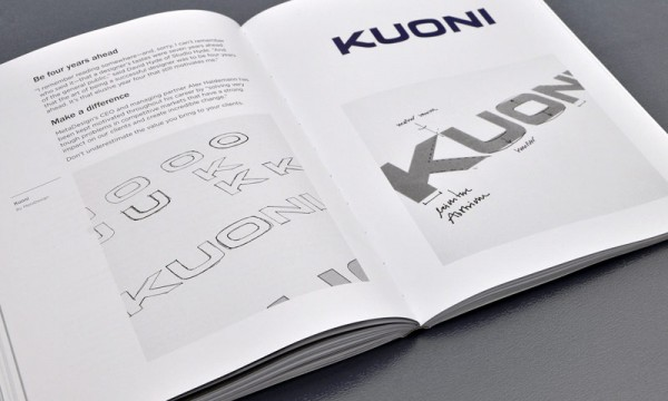 With this second edition, David Airey uses great case studies to illustrate some core principles of logo design.
