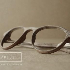 Hilarius – Handmade Wood Frame Glasses