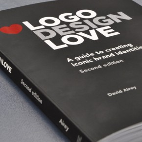 Logo Design Love: A Guide to Creating Iconic Brand Identities, 2nd Edition by David Airey
