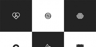 Logo collection with works from 2014 - 2015 by Lima, Peru based graphic designer Angelo Vito.