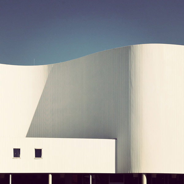 Architecture Photography Series photographer sebastian weiss - summer architecture series