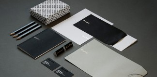 byHAUS – brand identity of the Montreal, Canada based studio by Philippe Archontakis and Martin Laliberté.