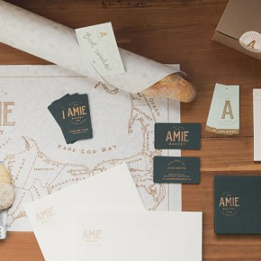 Amie Bakery – Branding and Packaging Design by Benji Peck