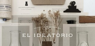 El Ideatorio, a notebook collection designed and illustrated by Oriol Gil.