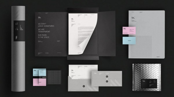 March Studio - Graphic design and printed collateral created by Zivan Rosic, a Los Angeles, California based art director and graphic designer.
