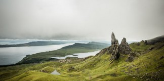 Scotland landscape photography by Alexis Malin and Thomas Chevillotte.