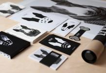 Some items of the Levsha Designer Diary created by Lesha Limonov.
