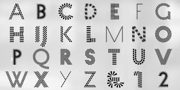The Pattern fonts were designed in 2015 by Eike Dingler of foundry Mauve Type.