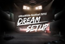 Win your dream workspace setup with LG's UltraWide Festival 2015.