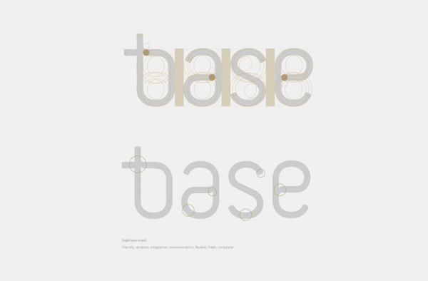 Logotype mood – the graphic proposal looks friendly and modern.