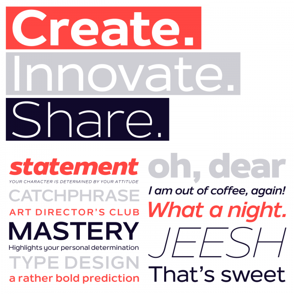 Nolan is a modern and highly legible sans serif font for multi purpose.