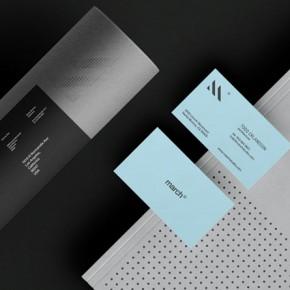 March Studio Brand Identity Design by Zivan Rosic