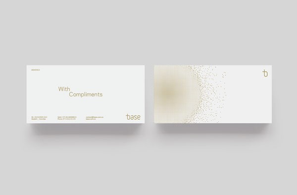 Sophisitcated print design by Robinsson Cravents for Bond, a multidisciplinary branding consultancy.