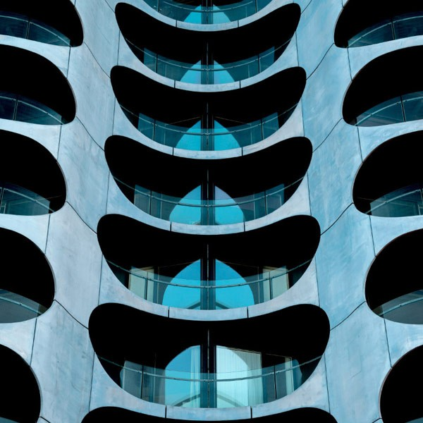 Image from a collection of urban photography captured by Nick Frank and Jeanette Hägglund.