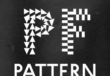 Pattern fonts by Eike Dingler of Mauve Type.