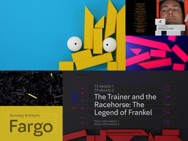 DBLG has created a new brand identity for Channel 4.