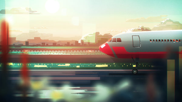Illustrations and motion design by Eric Pautz for the Safegate tv commercial.