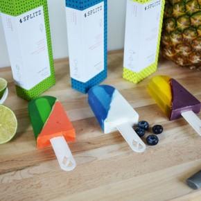 Splitz Popsicles – Student Branding Concept