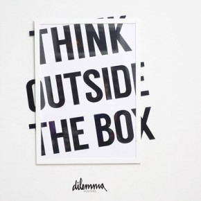 Dilemma Posters Project – Typographic Prints