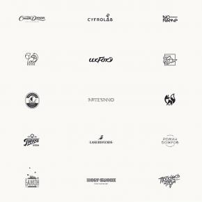 Logos from 2014 - 2015 by Igor Hrupin