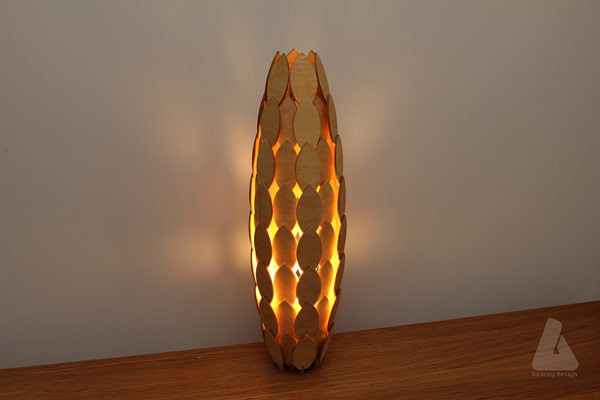 Dragon Egg – design lamp by Ronny Buarøy.