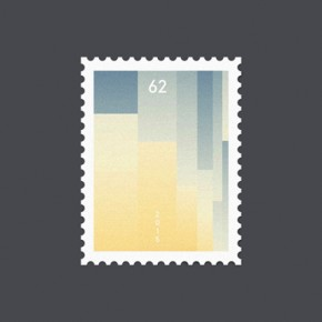 Letter-inspired Stamps by Fabian Fohrer
