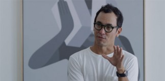 Interview with the artist Geoff McFetridge.