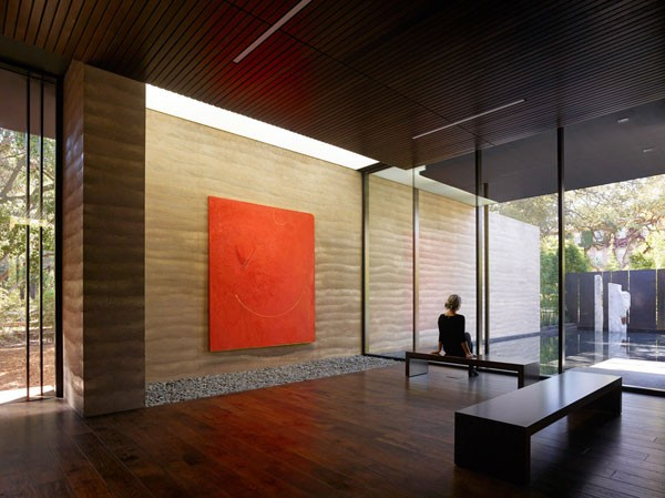 Windhover Contemplative Center on the Stanford Campus