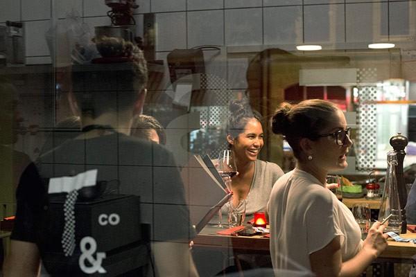 Tartars & co is a bar and restaurant in Geneva, Switzerland.