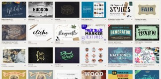 Creative Market's October Big Bundle.