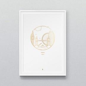 City Illustration Prints